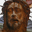 Haupt des Gekreuzigten / Head of the Crucified